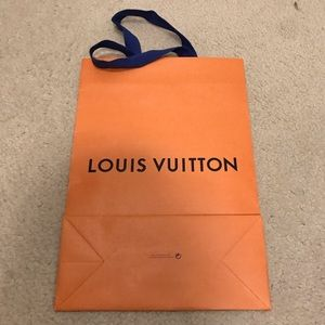 Set of Louis Vuitton Bag, Box, Dust-bag and Ribbon
